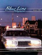Blue Line 1989 Issue #01