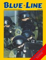 Blue Line 2000 Issue #01