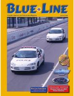 Blue Line 2003 Issue #01