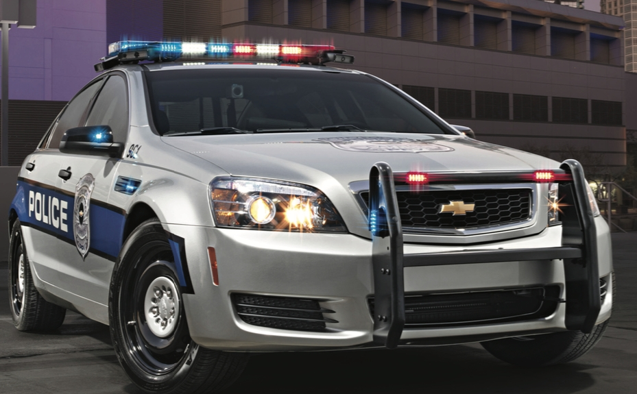 Chevrolet Caprice Ppv Becomes Relic Of Past Blue Line