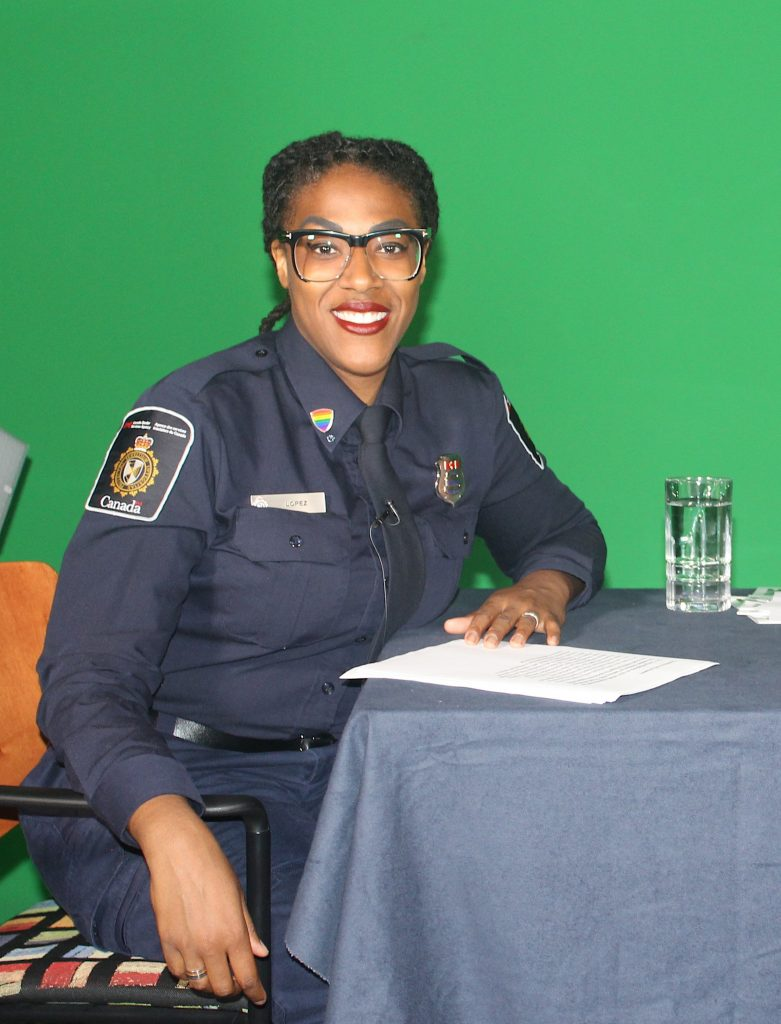 Blue Line, The Podcast: CBSA Officer Tamara Lopez