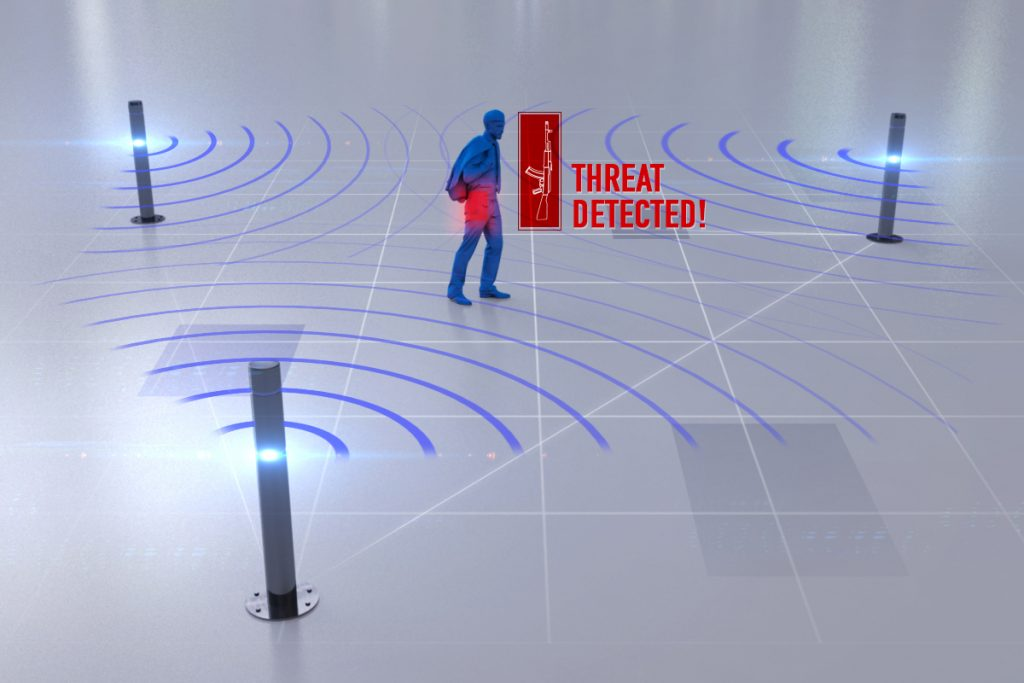 New waves in weapons detection systems